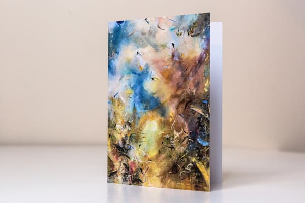 Before - Fine Art Greeting Card