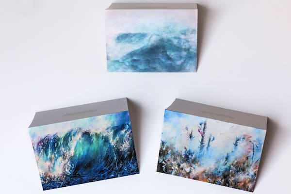 Fine Art Greeting Cards - Landscape Set of 3