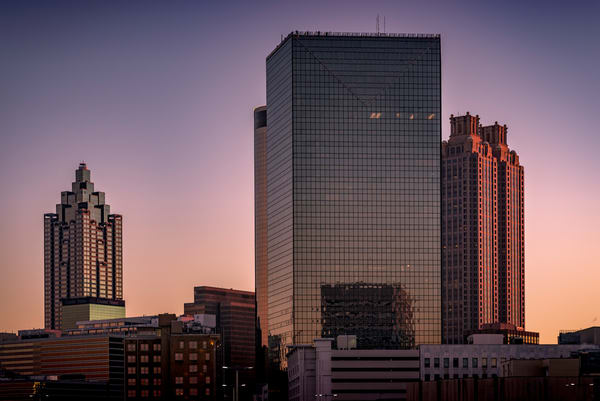 Towering | Atlanta and US travel photography | Susan J Photography