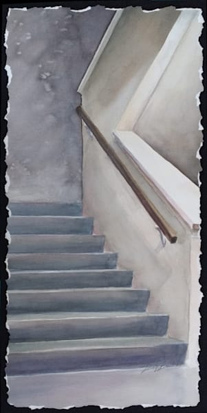 """Stairway"" By Jennifer Sowders 