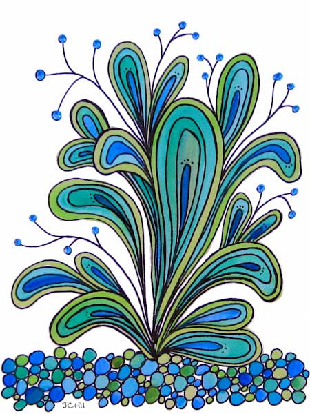 Happy Plant Art For Sale