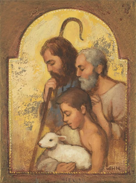 Worshipping Shepherds