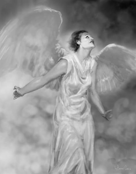 Pleading Angel