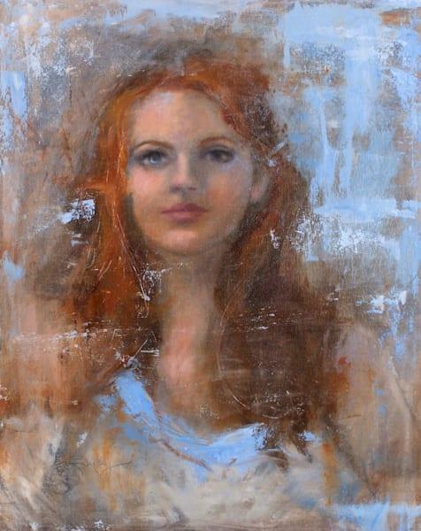 Galaxy Original Oil Painting by Kelly Berkey