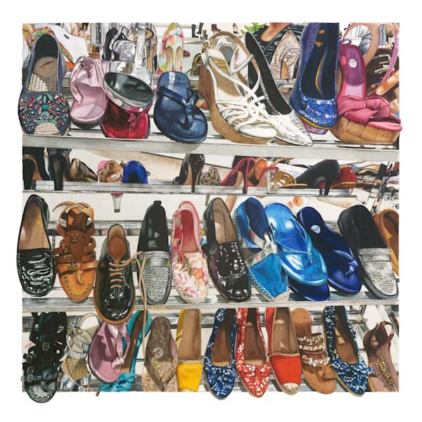 Le Scarpe delle Donne - Original
