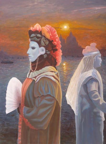 Venetian Fantasy - Original