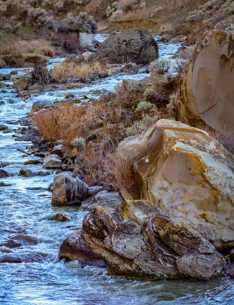A River's Path