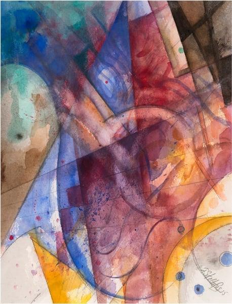 Musical Abstract Iii Art | Freiman Stoltzfus Gallery