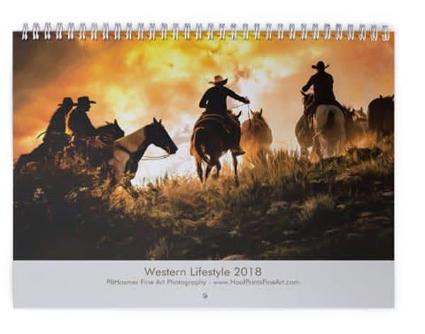 2018 Western Lifestyle | HoofPrintsFineArt