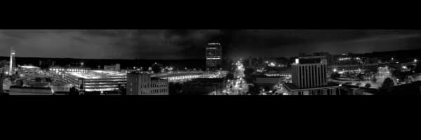 Durham Skyline without Text