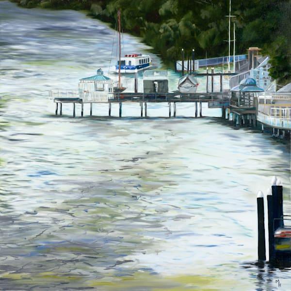 Wharf at Kangaroo Point`