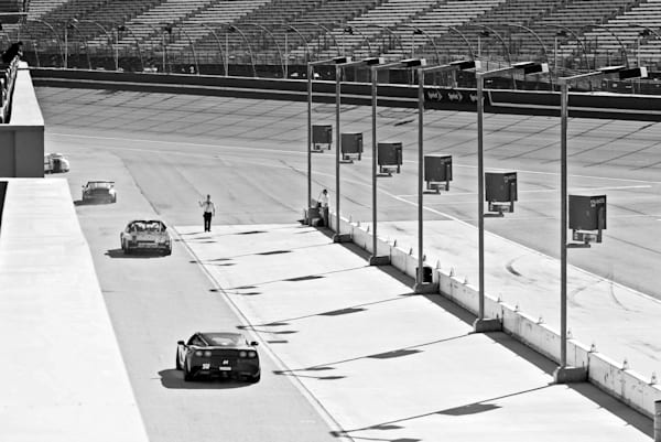 Practice Laps At Auto Club Speedway. Art | ARTHOUSEarts