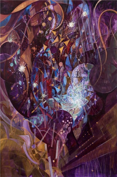 Creation Of The Symphony Art | Freiman Stoltzfus Gallery