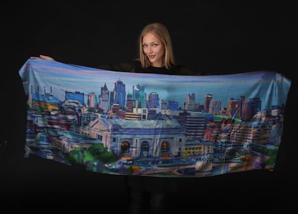 Kansas City Skyline | Timmer Gallery | Brian Timmer Art