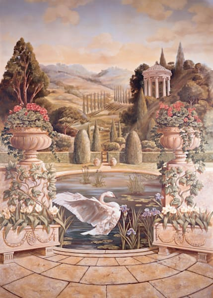 Sanctuary Revisited | Murals in Classical Style | Gordon Meggison IV