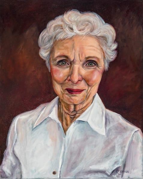 Fine art print of Ann