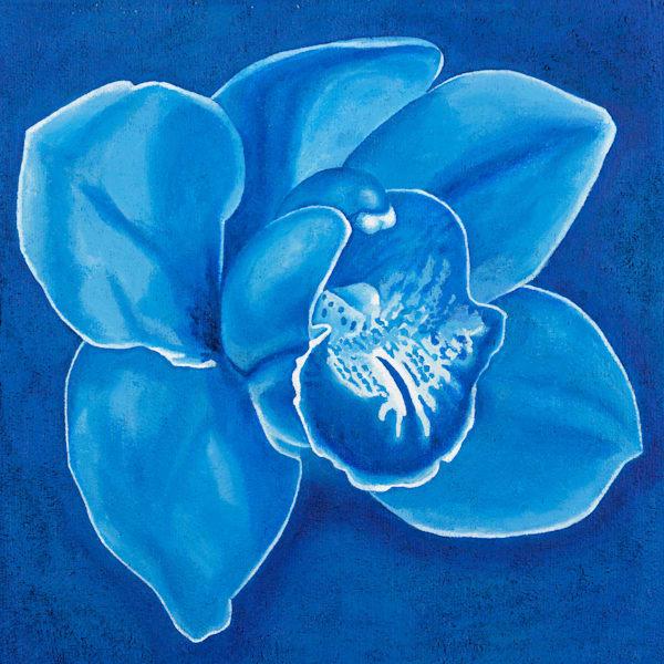 Lone Flower - Original