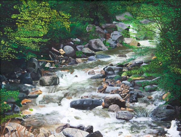 Pat's River