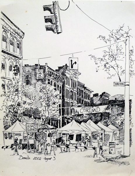 Art Festival on Main St