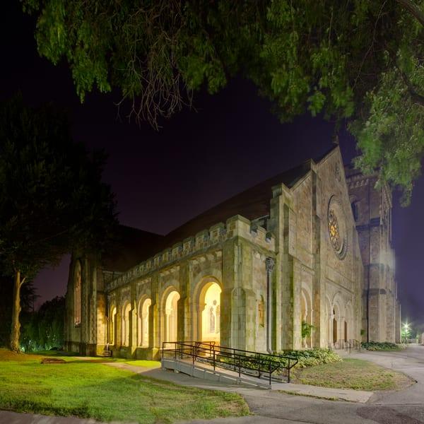 Chapel Night - Vassar College