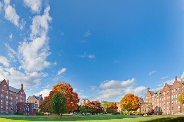 Davison Jewett and Faculty Houses - Vassar College