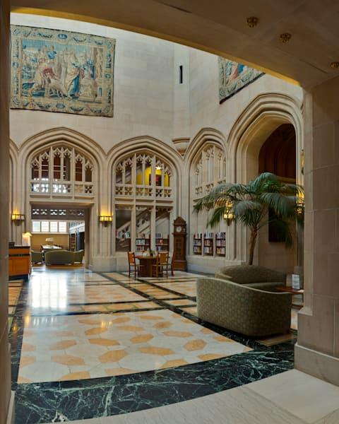 Library Foyer - Vassar College
