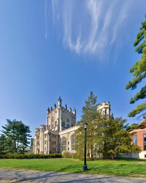 Thompson Library - Vassar College