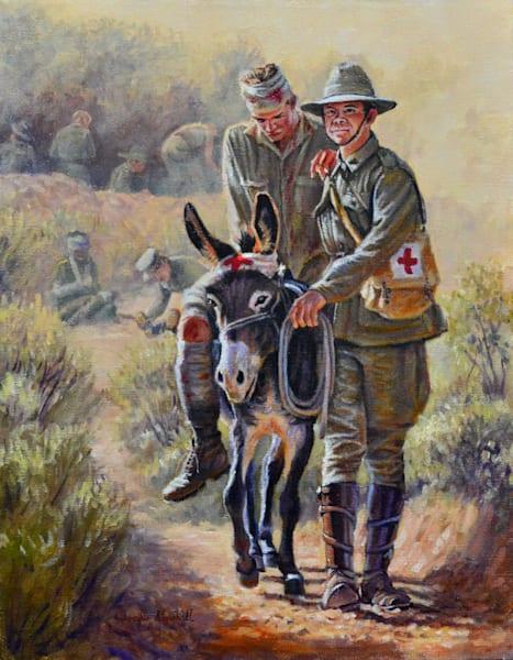 Donkey Ambulance - Original