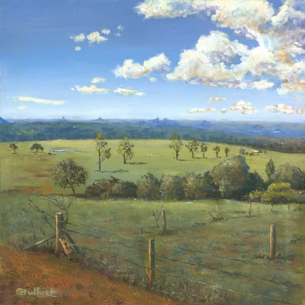 Rocksberg Queensland - Original