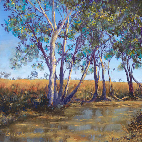 Back Creek Amby Queensland - Original
