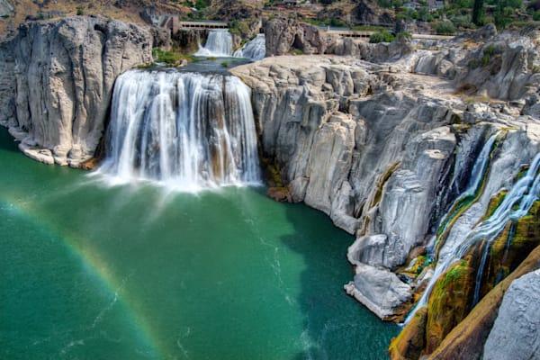 Shoshone Falls Art | Cunningham Gallery