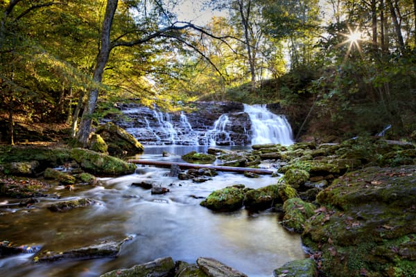 Rutledge Falls Photography Art | Cunningham Gallery
