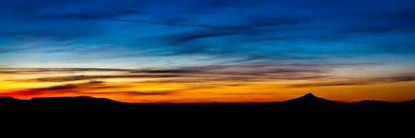 Mt. Hood Silhouette