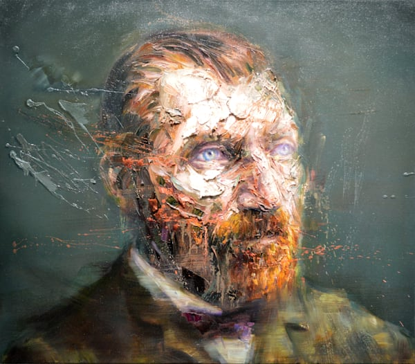 Vincent Van Gogh by Mathieu Laca