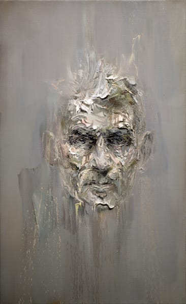 Samuel Beckett III by Mathieu Laca