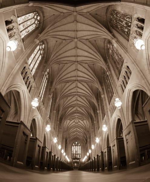 Duke Chapel: A Mouse-Eye View 2