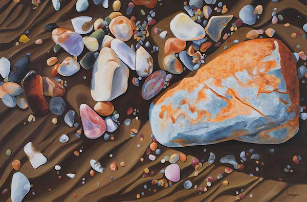 The Festival Of Life | Original Oil Painting by Giota Vorgia