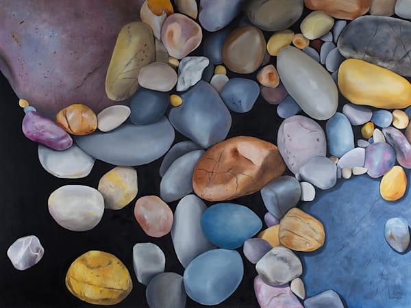 Celestial | Original Oil Painting by Giota Vorgia