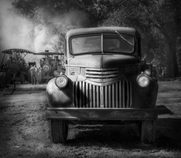 Classic Morning Light On The Farm Old Vintage Farm Ranch Truck fleblanc