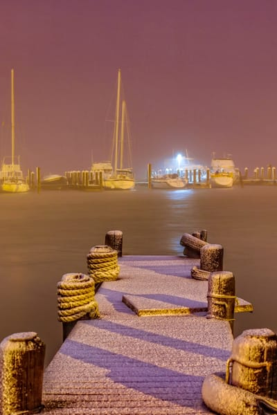 Let It Snow Photography Art | John Martell Photography