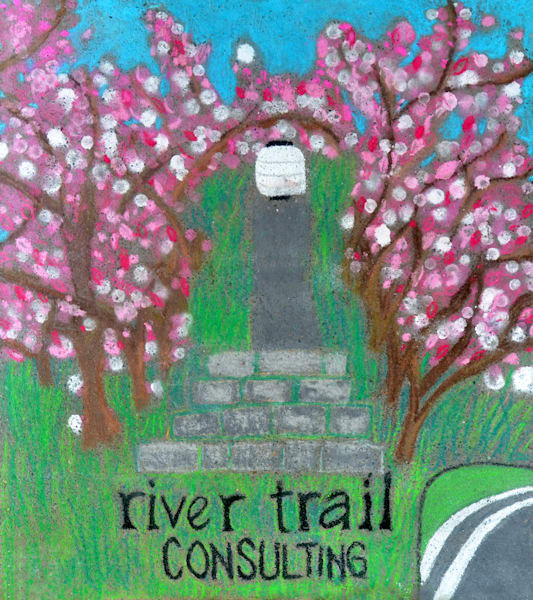 Cherry Blossoms: River Trail Consulting (2017)