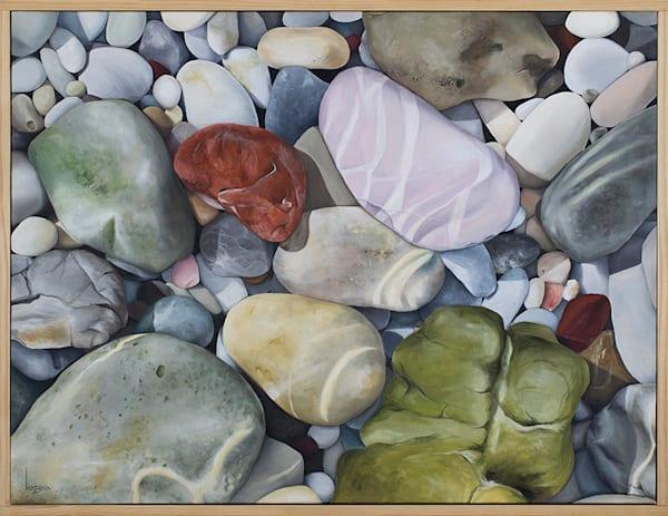 Crystal Clear | Original Oil Painting by Giota Vorgia