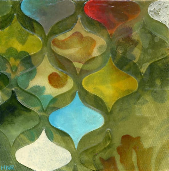 Jewels, an original art painting by Heather Robinson