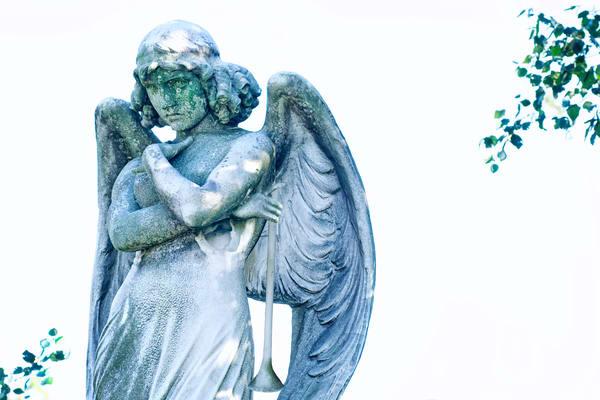 colored images of angels, angel photography by Brad Oliphant, guardian angel photography,