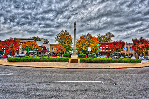 Franklin Tennessee Square Photograph