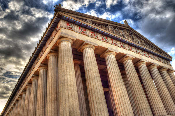 Nashville Parthenon Photograph