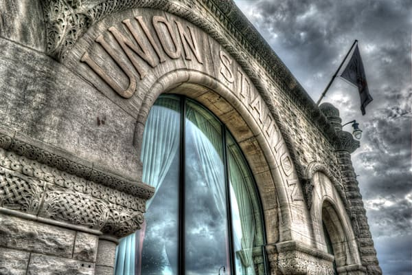 Nashville Union Station Photograph