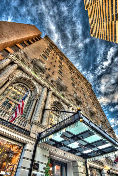 Nashville Hermitage Hotel Photograph