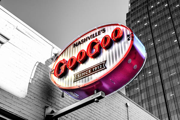 Goo Goo's Sign Nashville