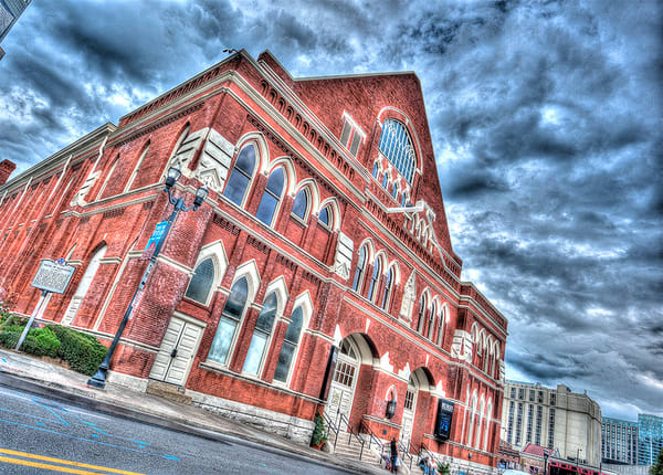 Nashville Ryman Auditorium  Photograph